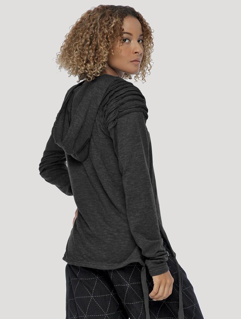 "\""Kuba\"" sweater, Black"