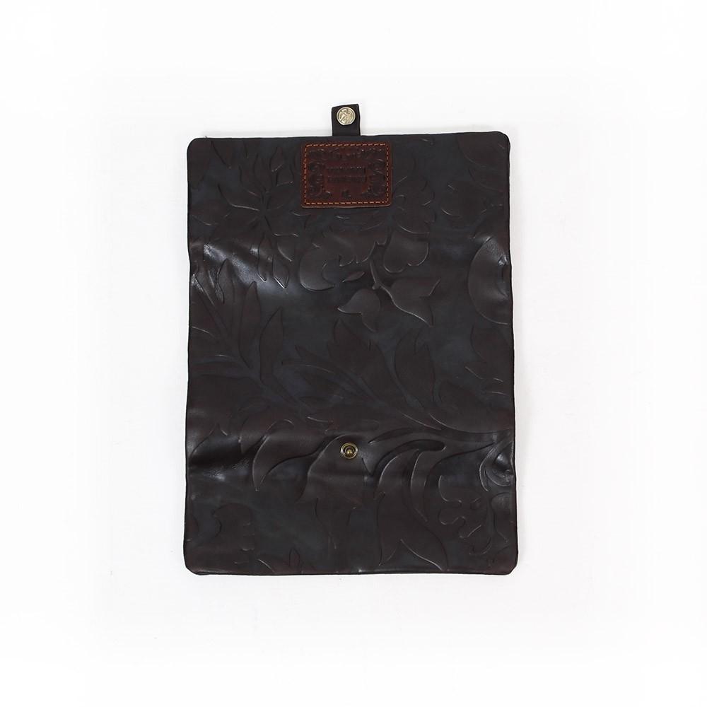 "\""Lady\"" Kavatza tobacco leather"