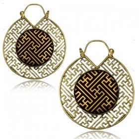 "\""Lalita\"" earrings"