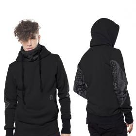 "\""Lappi\"" hoodie, Black"