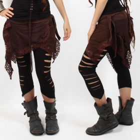 "Legging liloo \""yaqui\\\"", black"
