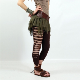 "Legging liloo \""yaqui\\\"", chocolate"