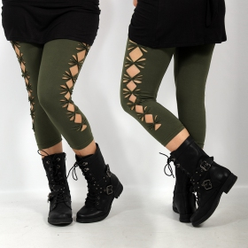 "Leggings ""Shinta\"", Army"