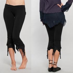 "Leggings Luna \""Pointy Pixie\"", Black"