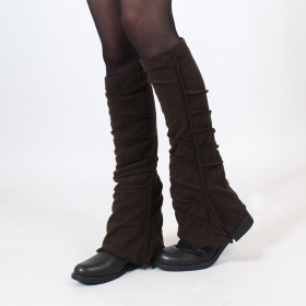Legwarmer luna, brown