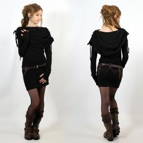 "\""Leina\"" dress, Black"