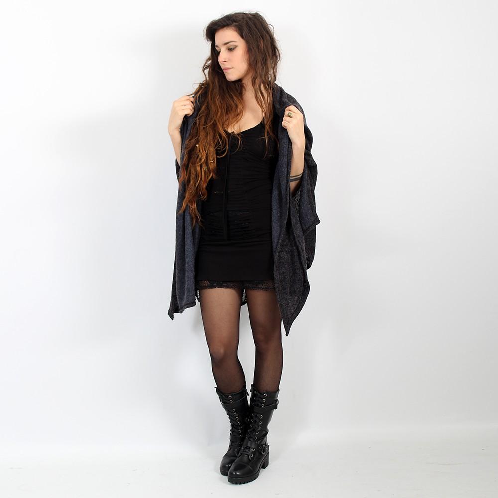 "Liloo Dress \""Jadeite\"", Black"