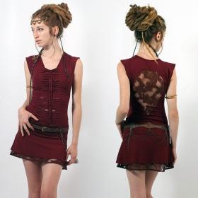 "Liloo Dress \""Jadeite\"", Deepred"