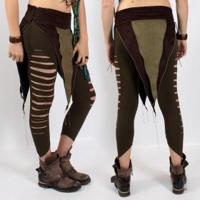 "Liloo Legging \""Yaqui\"", Khaki"