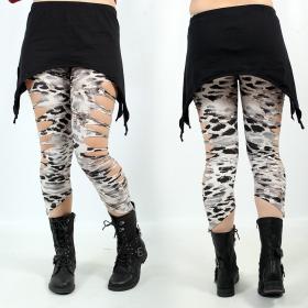 "Liloo Legging \""Yaqui\"", Snow Leopard"