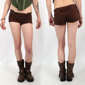 Liloo shorty, Brown