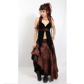 """Liloo Skirt \""""Goa\"""", Brown"""