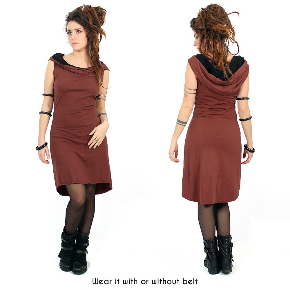 """Liskä""  short dress, Sienna"