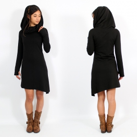 "\""Löou\"" dress, Black"
