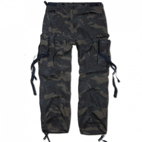 """M65 Vintage\"" Surplus combat trousers, Dark camo"