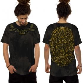 "\""Magi\"" t-shirt, Black"