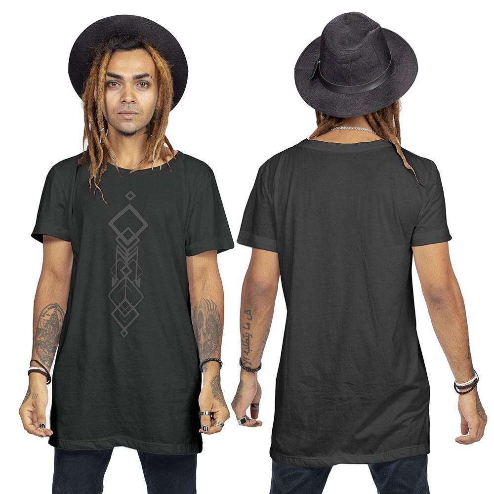 "\""Manitu\"" t-shirt, Black"