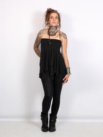 "\""Manoï\"" 3in1 skirt, Black"
