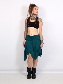 """Manoï\"" 3in1 skirt, Teal"