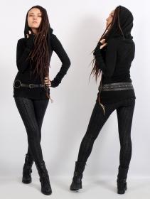 "\""Mantra\"" pullover, Black"