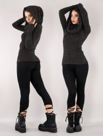 """Mantra\"" pullover, Dark grey"
