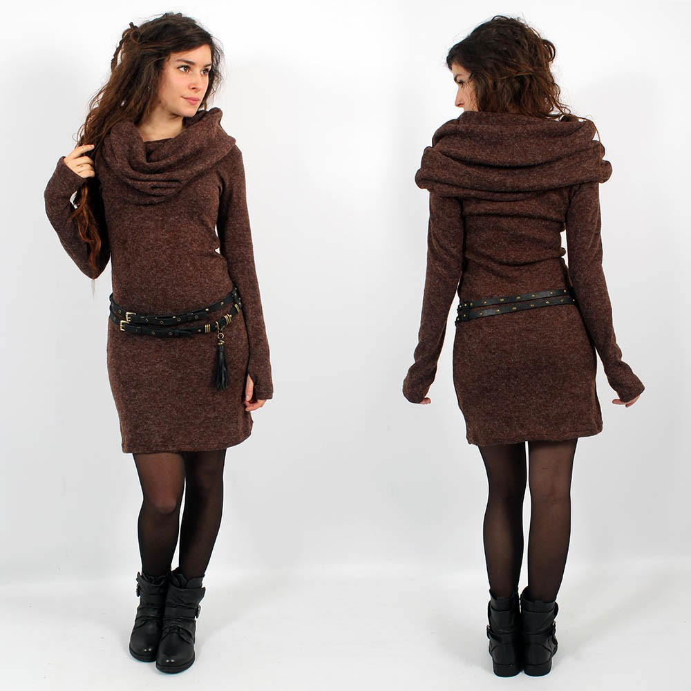 ""\""""Mantra"""" pullover dress, Brown""1000|1000|?|en|2|a384de1aea13a07222f5845b42dcbf36|False|UNLIKELY|0.3052677810192108