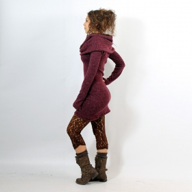 ""\""""Mantra"""" pullover dress, Brown""280|280|?|en|2|3ab64202cc110d3148024cc7ebee07cd|False|UNLIKELY|0.2901410758495331