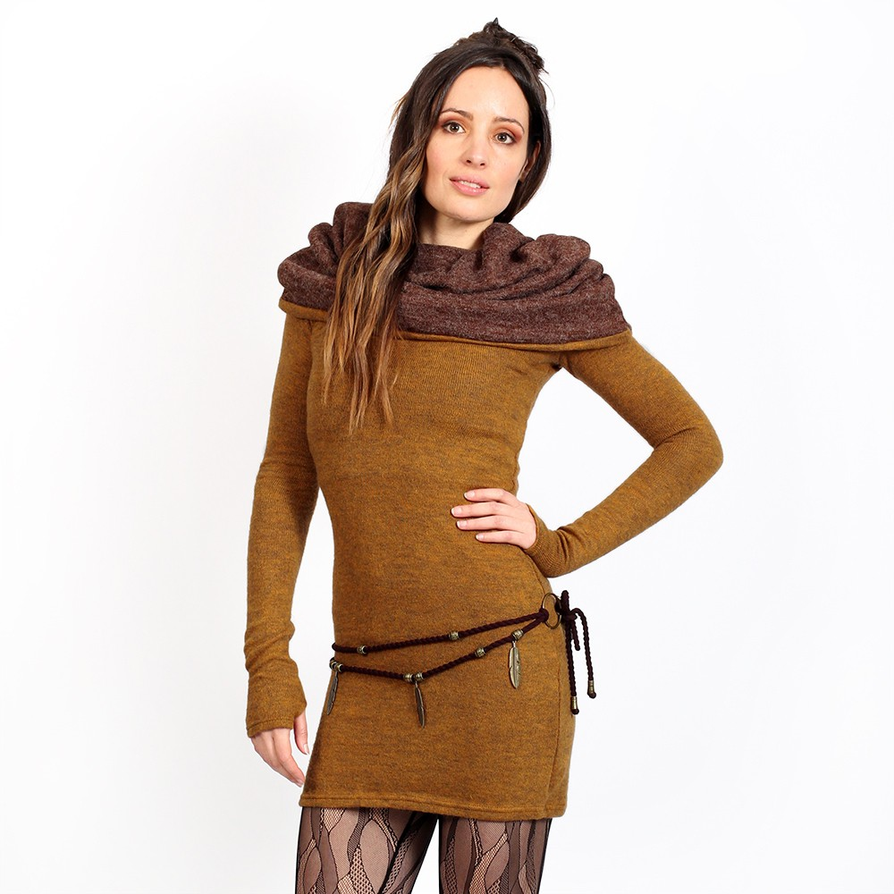 ""\""""Mantra"""" sweater dress, Rusty and brown""1000|1000|?|en|2|f771c3e6b0ae03b12c43f200e53f0a18|False|UNLIKELY|0.31131476163864136