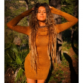 ""\""""Mantra"""" sweater dress, Rusty and brown""280|280|?|en|2|2b1ca12372dffcea999a43676878d00a|False|UNLIKELY|0.28185364603996277