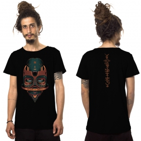 """Maskod\"" t-shirt, Black"