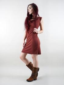 "\""May-Lï\"" dress, Caramel"