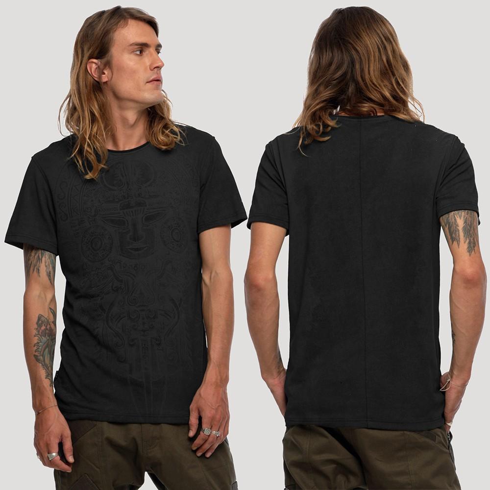 "\""Maya\"" t-shirt, Black"