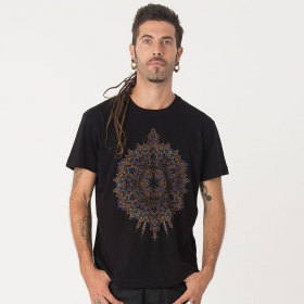 "\""Mexica\"" t-shirt, Black"