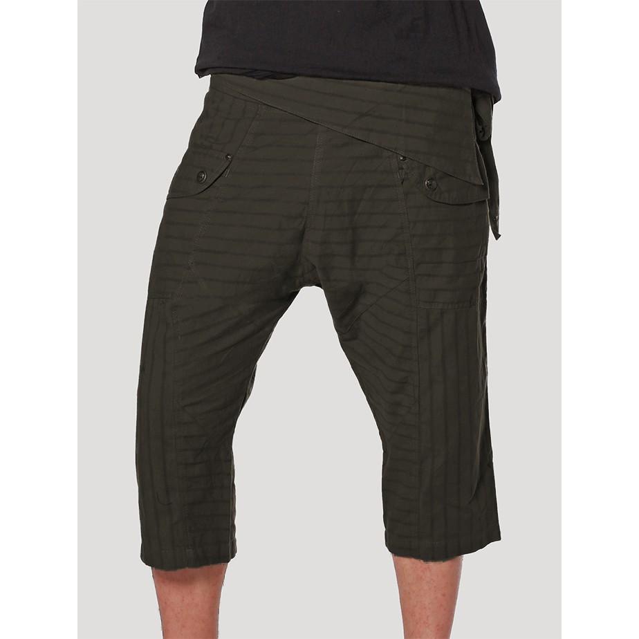 "\""Mogul\"" shorts, Khaki"