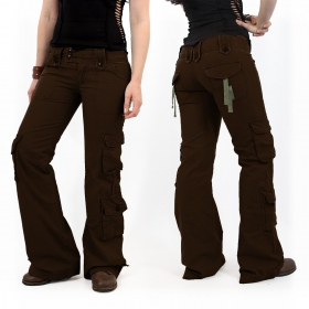 Molecule Pant 45062, Brown