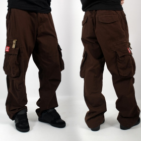 Molecule Pant 50005, Brown