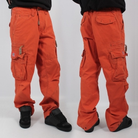 Molecule Pant 50005, Orange
