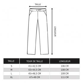 Molecule Pants 45019, Black