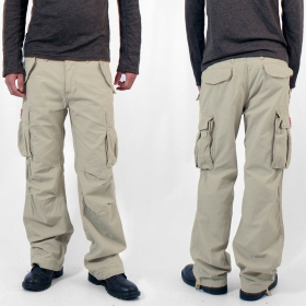 Pantalon Molecule 45030, Beige