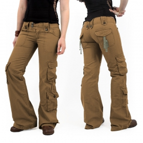 Molecule pants 45062, Light brown
