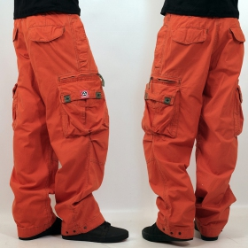 Molecule Pants 451019, orange