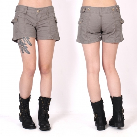 Molecule shorts, Grey
