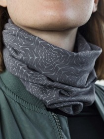 """Moleuka Duo\"" face mask / neck warmer"