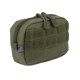 """Molle\"" compact pouch, Black"