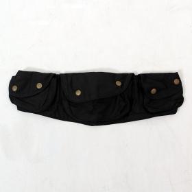 """Money Belt \""""Khurula\"""", Black"""