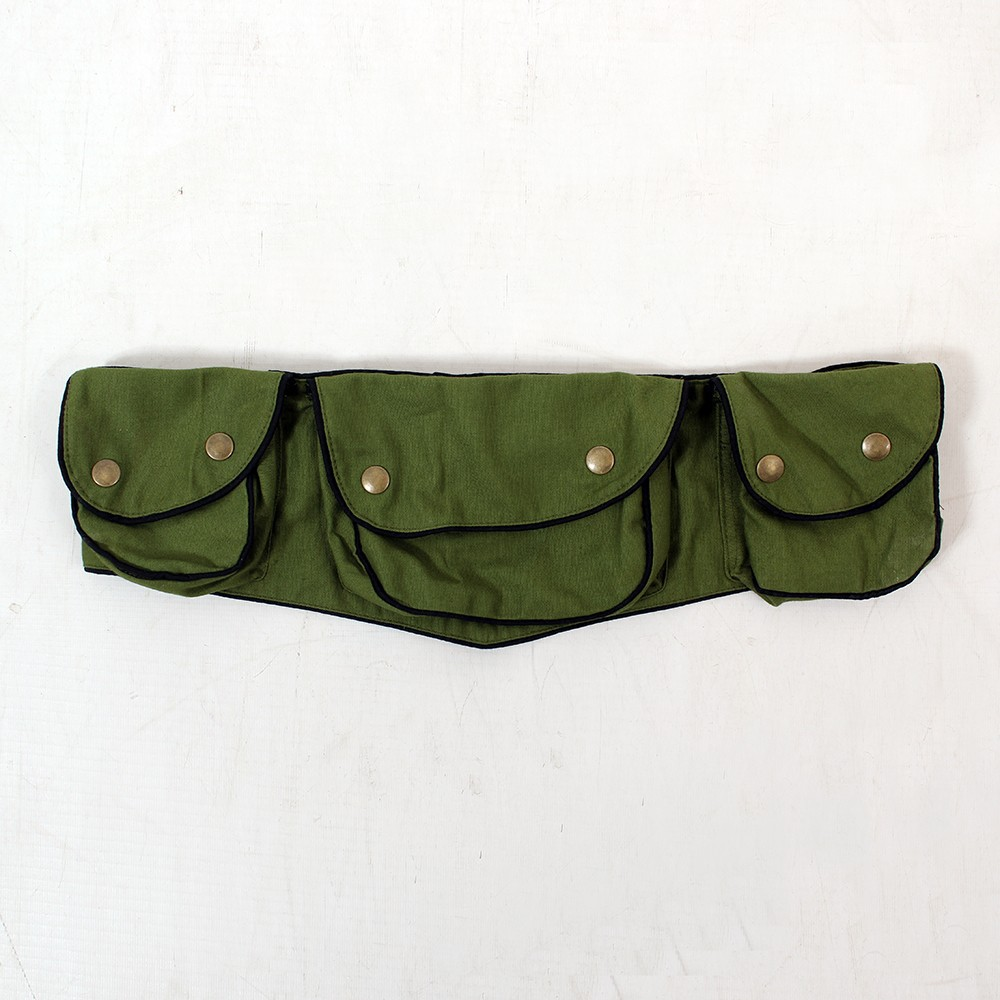 "Money Belt ""Khurula\"", Kaki"