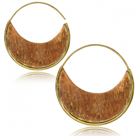 """Munya\"" earrings"