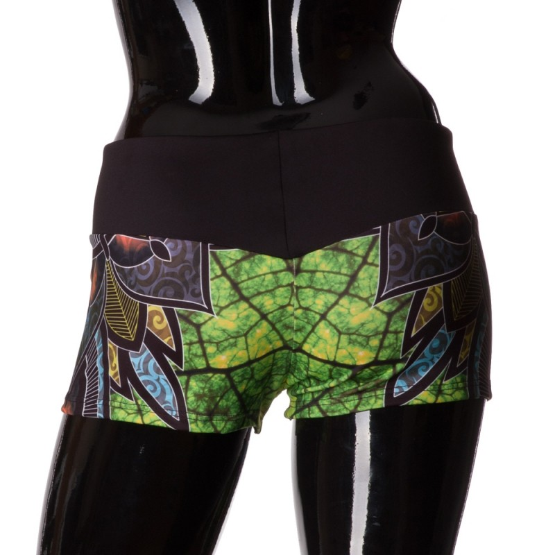 """Native\"" swimming shorts, Black"