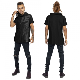 """Nazca\"" t-shirt, Black"