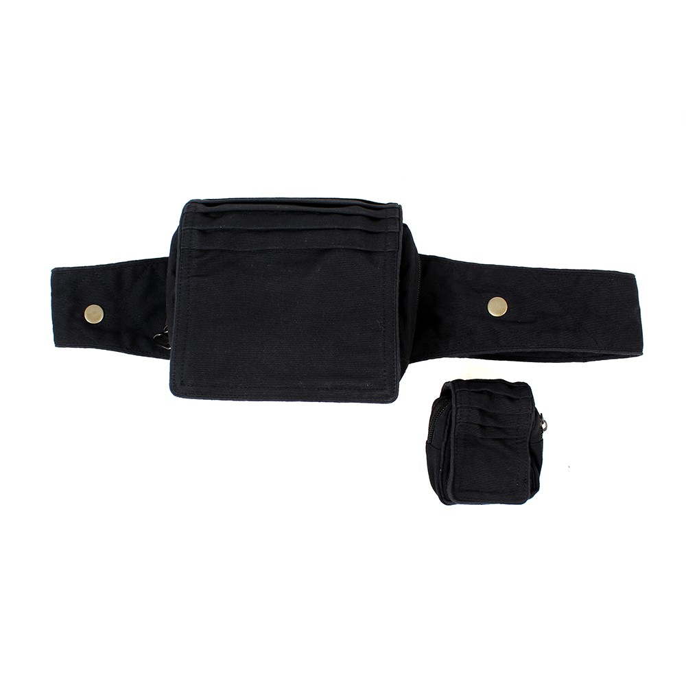 """Neëla\"" moneybelt, Black"